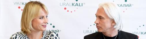 Хворостовский и Гаранча рассказали в Риге о своей любви и предстоящем концерте