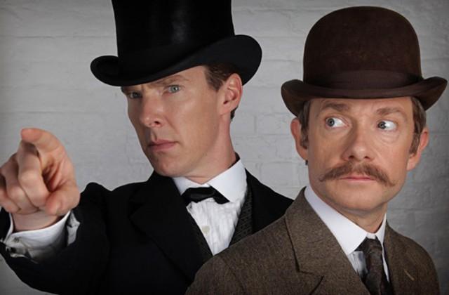 «Шерлок»: Камбербэтч разрушил слухи оновом сезоне