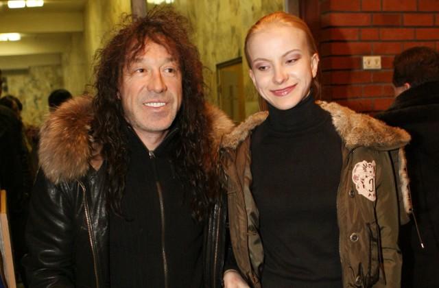 Владимир Кузьмин с супругой Екатериной