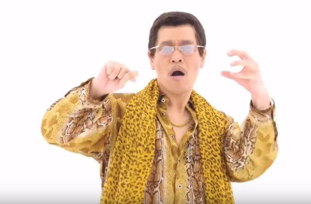 Автор мегахита Pen-Pineapple-Apple-Pen выпустил новый клип