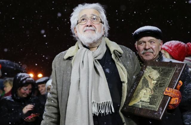 Режиссер Лев Додин - признанный в Европе классик российского театра