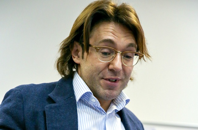 Известный телевизионный ведущий Андрей Малахов оказался азербайджанцем видео