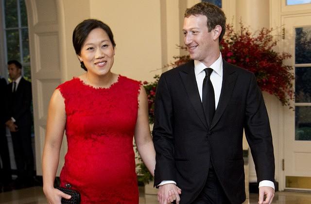 Марк Цукерберг иПрисцилла Чан станут родителями во 2-ой раз