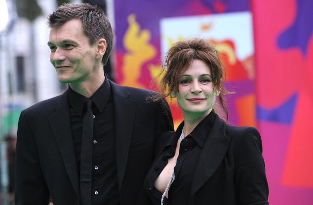 Филипп Янковский и Оксана Фандера