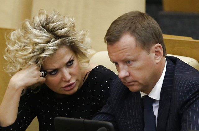 После погибели Вороненкова Максакова лишилась наследства в1 млрд руб.