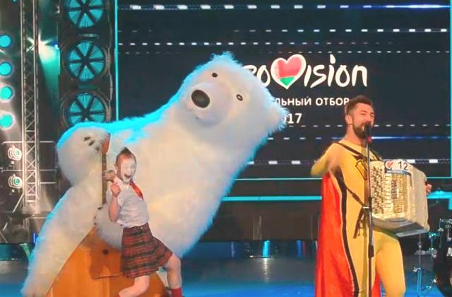 Сегодня Naviband поборется завыход вфинал «Евровидения»