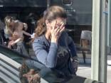 Богатые тоже плачут: супругу Шварцнеггера оштрафовали прямо на улице