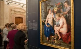 О тайны женщин всех времен!.. О чем рассказывают в Риге шедевры из музея Prado?