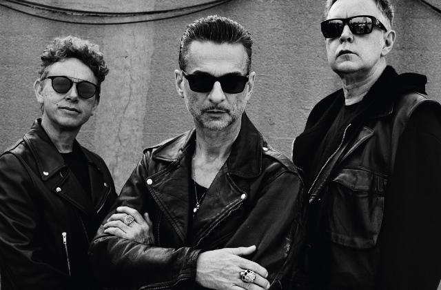 Depeche Mode требуют 12 холодильников для выступления 92