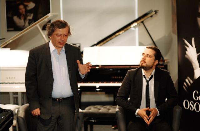 Сергей и Андрей Осокины