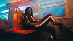 Амината выпустила новый клип сразу после исполнения песни на «Рандеву»
