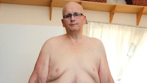 фотосессия голого мужчины видео