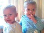 Один из братьев-близнецов в 1,5 года решил стать девочкой