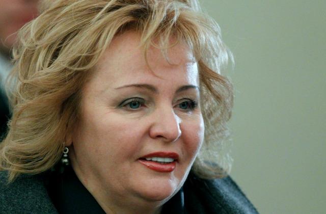 Людмила Путина (2012 г.)
