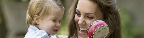Мир ликует! Принцесса Шарлотта произнесла первое слово публично