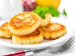 Вкусно и быстро: просто сырники