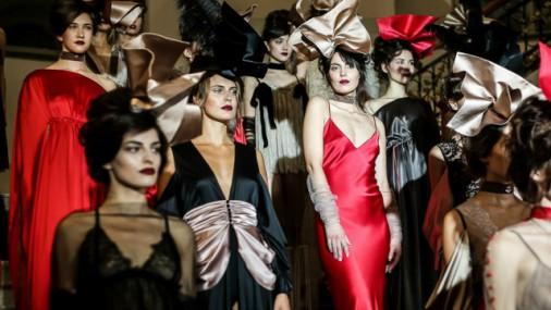 25-я Рижская неделя моды открылась соблазнительным показом Amoralle