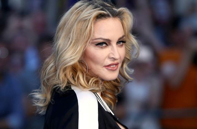 Мадонна улучшила форму своих ягодиц спомощью силиконовых имплантов