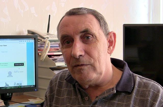 Мартиньш Зиебергс, добровольный помощник программы «Жди меня»