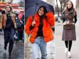 Уличная мода Парижа: французский шарм при любой погоде