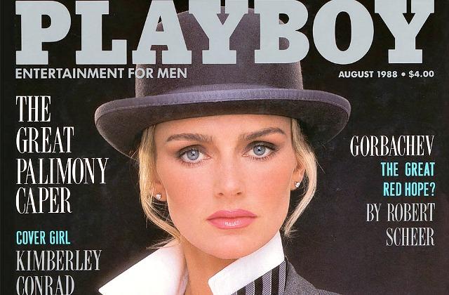 Экс-супруга Хью Хефнера воссоздала свою обложку Playboy 1988 года