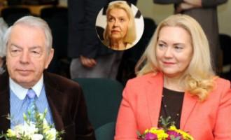 Супруга бывшего мужа Лилиты Озолини: Никогда не чувствовала себя виноватой
