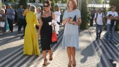 Мода заключительного дня фестиваля Лаймы Вайкуле: роскошное разнообразие