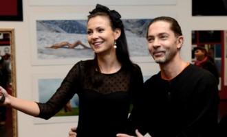 Фотограф Сергей Кондрашин поздравил супругу с последним днем брака