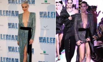 Умопомрачительная модная битва: Кара Делевинь против Беллы Хадид