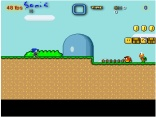 Sonic Mario World 2