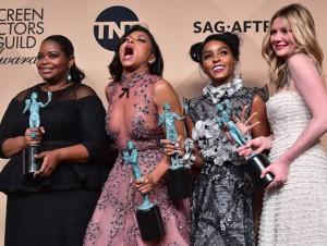 Объявлены лауреаты премии Гильдии киноактеров США