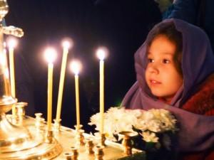 Православные отметили Рождество Христово!